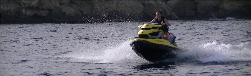 PWC Jetski Courses in Mallorca